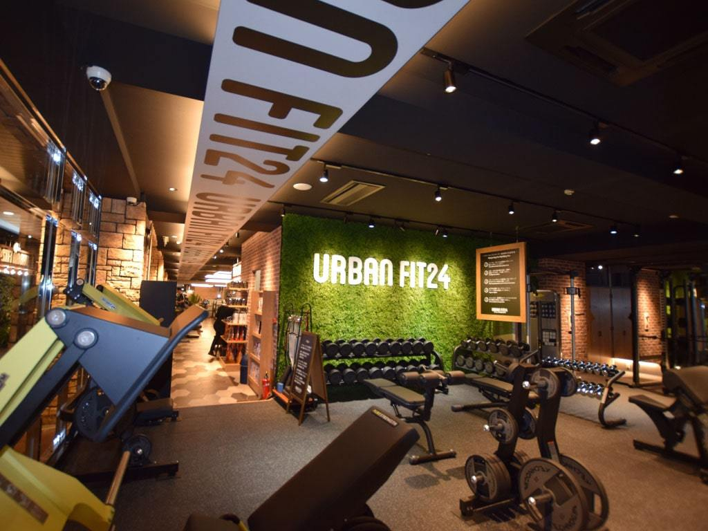 URBAN FIT24 天満橋店の画像